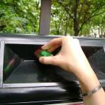 Jak rozpoznać pojemnik na zużyte baterie?