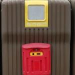 Jak wygląda pojemnik na zużyty akumulator?
