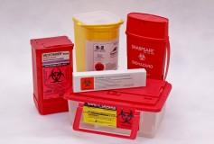 Pojemniki na odpady medyczne